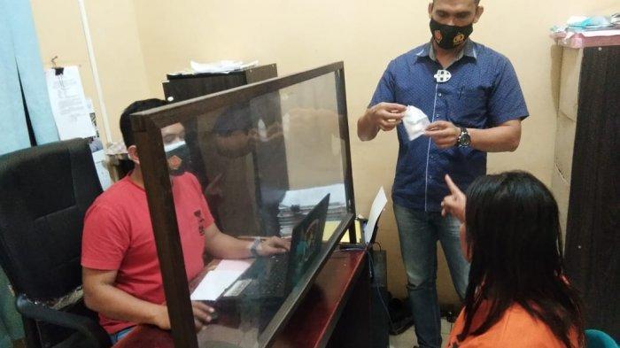 Residivis kembali Jual Sabu, Polisi Labuhanbatu Tangkap Perempuan 45 Tahun di Kediamannya
