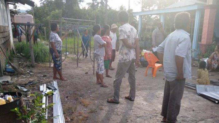 Warga Binjai Tewas saat Memasang Kanopi di Tigabinanga, Rekan Kerja Dengar Suara Keras dari Atap