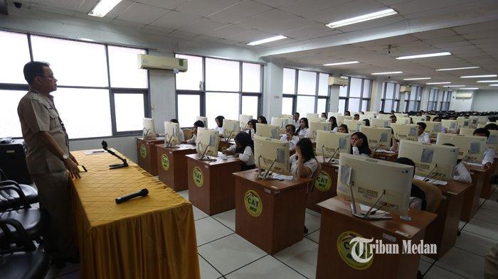 Pendaftar CPNS Siantar Tembus 1.272 Orang, Inilah Formasi Paling Diminati Pelamar