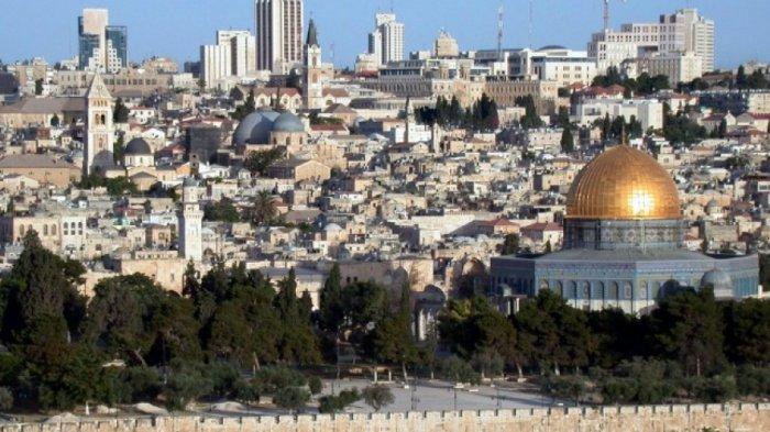 DI AMBANG INTIFADA KETIGA   Konflik Israel-Palestina