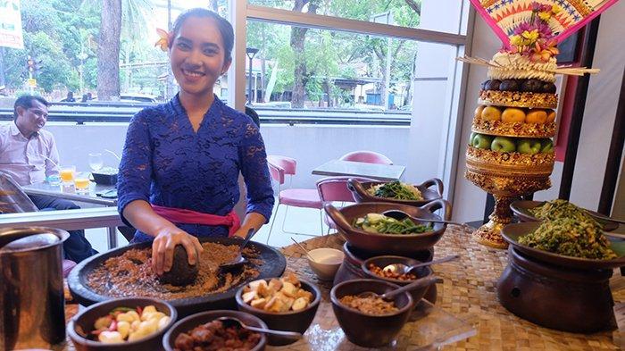Hotel Santika Medan Hadirkan Beragam Menu Khas Bali