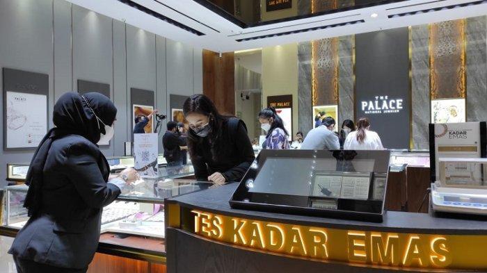 The Palace Jeweler Buka Gerai Kedua di Medan, Koleksi Berlian Mulai Rp999 Ribu