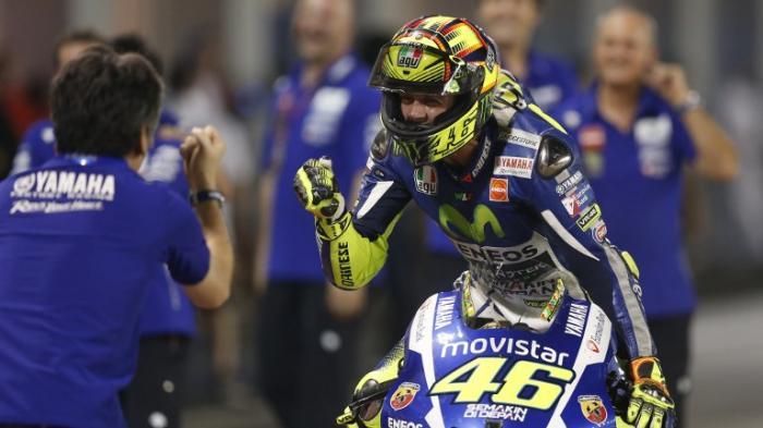 Valentino Rossi Bisa Juara Dunia Jika Finish di Posisi-posisi Ini