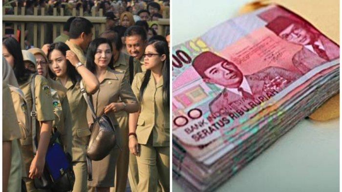 THR 2019 - Tunjangan Hari Raya (THR) Lebaran 2019 PNS-TNI-POLRI, BKN Ungkap Kepastian Pencairan