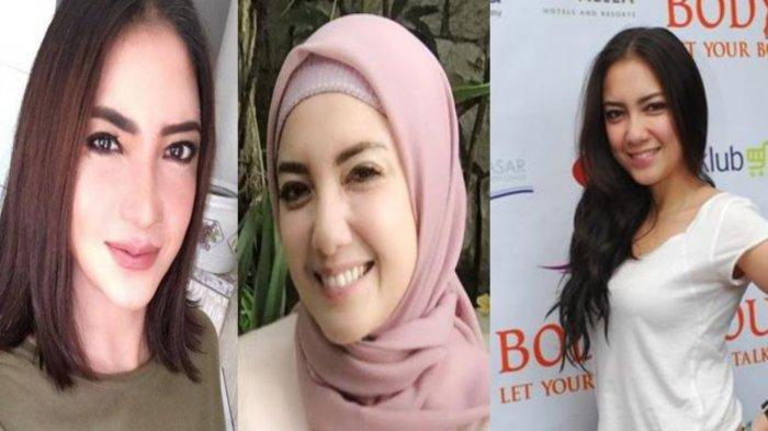 Terkenal Bintang Tuyul Mbak Yul, Tinggalkan Suami Bule Mualaf, Potret Tia Ivanka Hijrah Manglingi