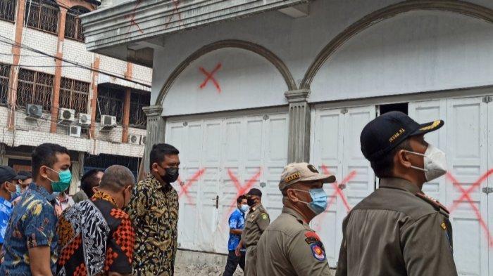 Tak Hanya di Kawasan Kesawan, Bobby Juga Akan Rubuhkan Bangunan Menyalahi Aturan di Kota Medan