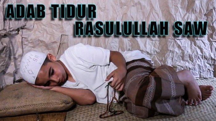 Cara Tidur Nabi Muhammad Bangun Bugar, Terbukti Menyehatkan Secara Medis Setelah Ribuan Tahun