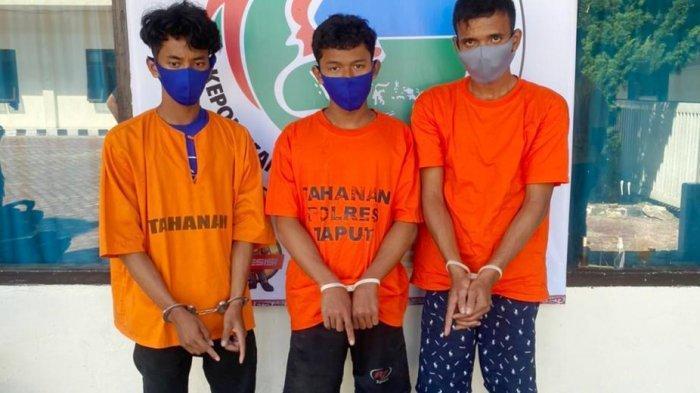 Tiga Warga Percut Kurir 30 Kg Ganja Sempat Dikejar-kejar Bak Film Laga Oleh Polisi