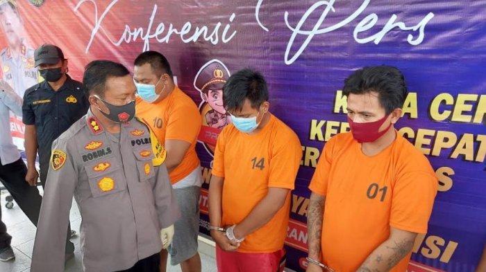 TIGA Pelaku Pembakaran Mobil Personel Polres Sergai Ditangkap, Terkuak Motif di Baliknya