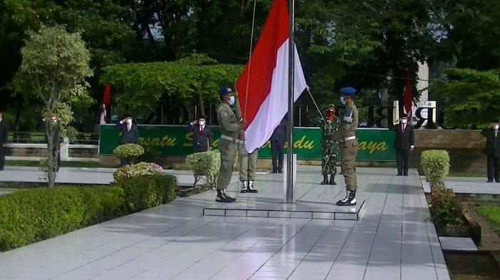 38 Paskibraka Langkat Positif Covid-19, Batal Ikut Upacara Memperingati Hari Kemerdekaan Ke-76 RI