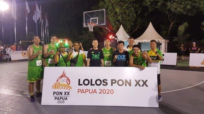 Imbas PPKM Darurat, Tim Basket Sumut yang akan Bertanding di PON Papua, Terpaksa Tunda Uji Coba