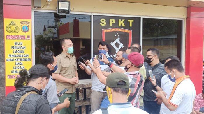 Polres Binjai Rahasiakan Jadwal Pemeriksaan Ketua MPC PP Binjai Terkait Penyerangan Petugas BKSDA