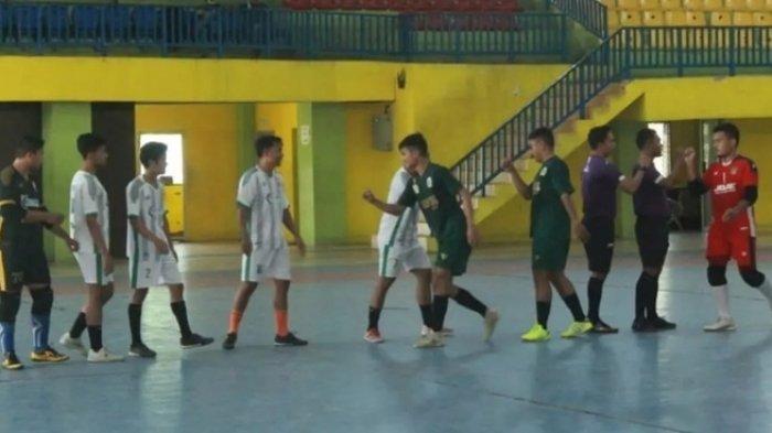 Tim PON Futsal Sumut Babat Kotara FC 8-1, Ini Kekurangannya Menurut Pelatih!