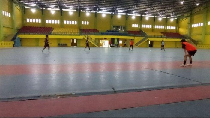 Tim Futsal Sumut Diisi Satu Pemain Pro, Pelatih Sebut Pemain Lain Tak Kalah Kualitasnya