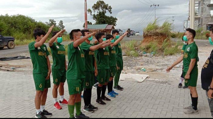 PPKM Darurat Diterapkan, Tim Futsal Sumut Untuk PON Papua Terpaksa Tiadakan Materi Latihan Krusial