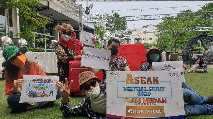 Rindu Malaysia, Medan Menyabet Gelar Juara 1 dan 2 Malaysia Truly Asia Asean Virtual Hunt 2020