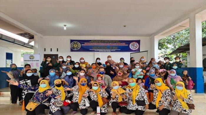 LPPM USU Berdayakan Keluarga ASIX (ASI Eksklusif) Tingkatkan Keberhasilan Menyusui di Masa Pandemi