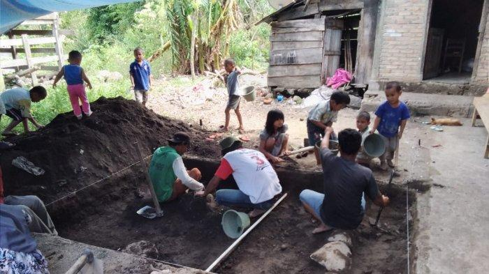 Balar Sumut Temukan Sejumlah Peninggalan Sejarah di Samosir