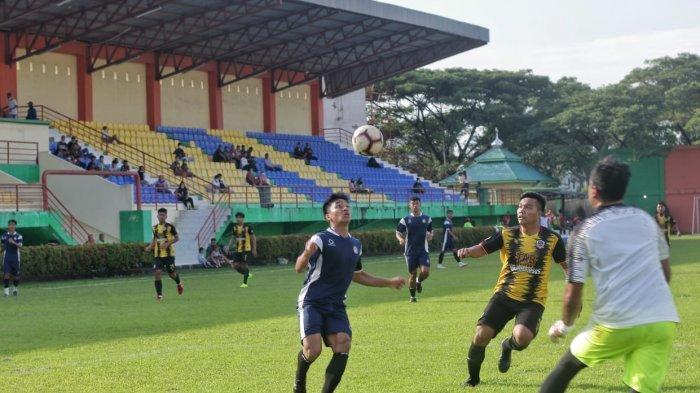 Tim PON Sumut Menang Tipis saat Ujicoba dengan Tanjungbalai United