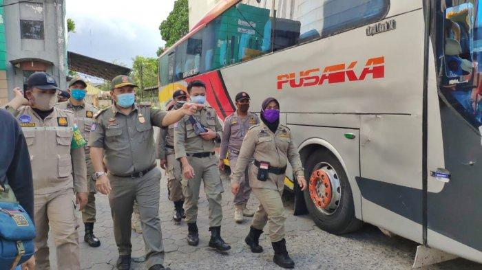 Perayaan NARU 2021 Kian Dekat, Pemkot Medan Imbau Karyawan Pool Angkutan Terapkan Prokes