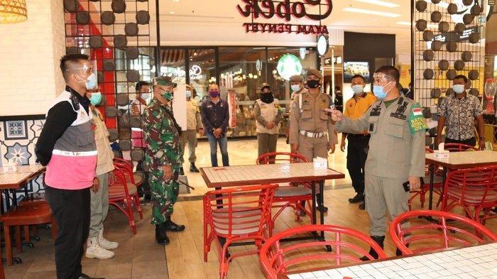 Tim Satgas Covid-19 Kota Medan Terus Pantau dan Tertibkan Tempat Berkerumun