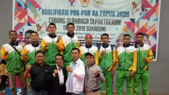 Raih Juara Tiga pada Pra-PON, Pelatih Sepak Takraw Sumut Mengaku Tak Puas