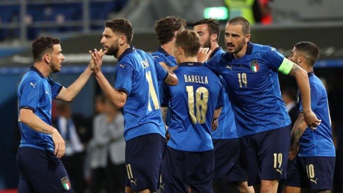 LIVE RCTI Malam Ini, Prediksi Skor Turki Vs Italia, Resep Gli Azzurri Amankan 3 Poin Perdana