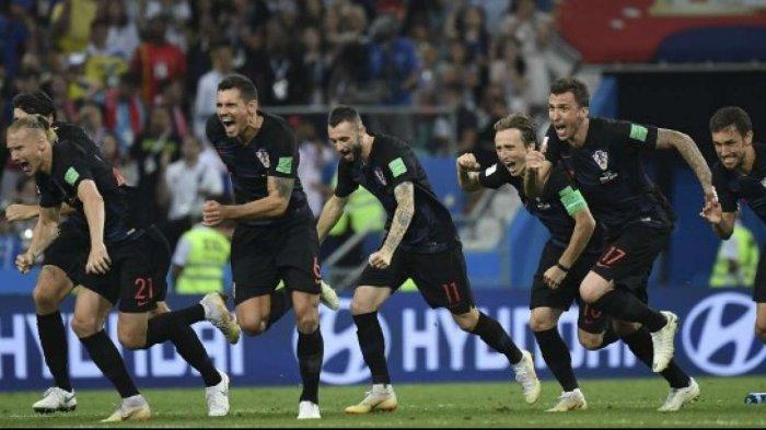 Kroasia Kerap Kalah Lebih Dahulu, Mental Teruji hingga Lolos ke Final Piala Dunia 2018