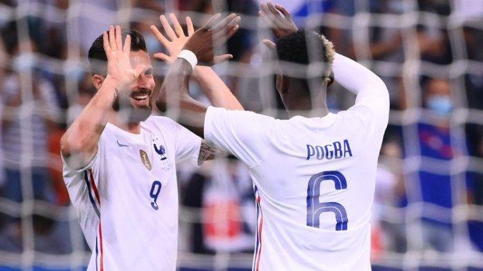 REKAP Hasil Uji Coba Euro 2020, Spanyol, Prancis & Ceska Pesta, Tim Robert Lewandowski Nyaris Kalah