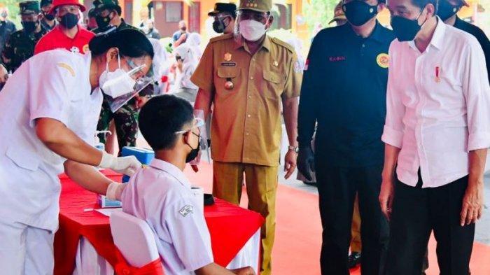 Berada Dilevel-1 PPKM di Sumut, Bupati Deliserdang Ucap Alhamdulillah