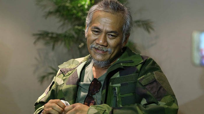 Ternyata Aktor Ternama Tio Pakusadewo Pernah Dua Kali Masuk Penjara Gegara Pakai Narkoba