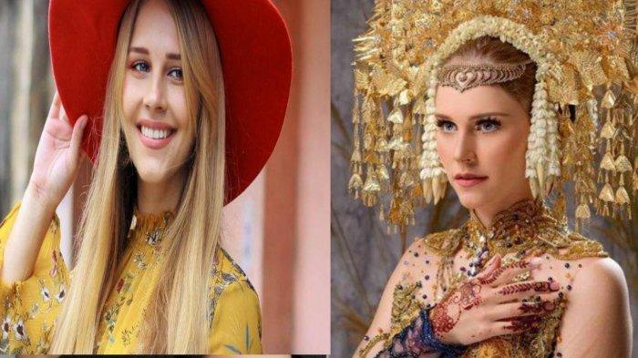 Jadi Sorotan, Bule Cantik Asal Prancis Dinikahi Pria Asal Aceh, Selama Ini Profesinya Mentereng