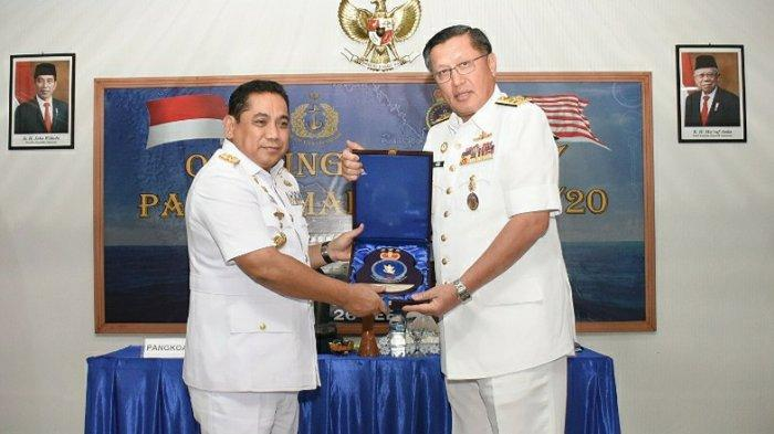 Jaga Perairan Selat Malaka, TNI AL Indonesia-Malaysia Bentuk Patkor Melijdo 147/20