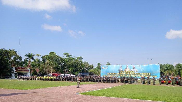 Presiden Joko Widodo Akan Kunker ke Medan dan Deliserdang, Pengamanan Diperketat