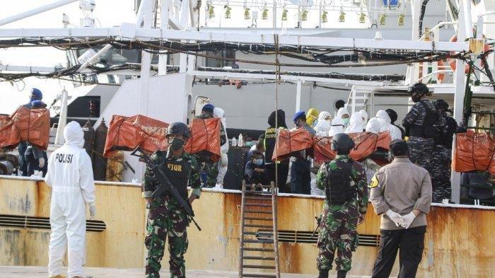 WASPADA Kapal Perang China Merapat ke Perairan Indonesia, Curiga Setelah Tangani KRI Nanggala 402