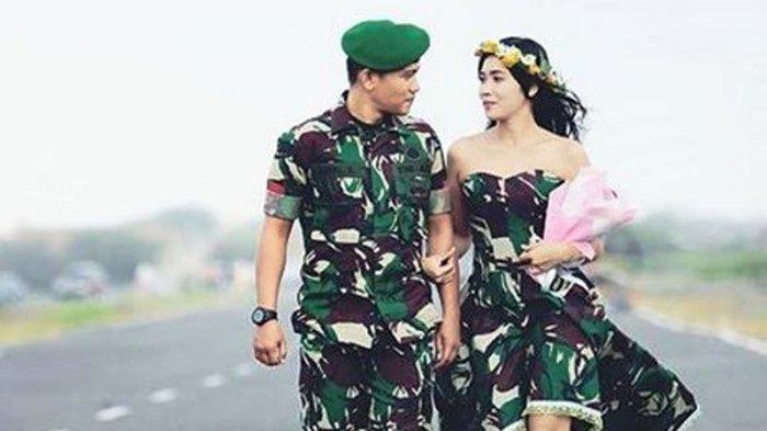Pacaran Ala Anggota TNI Ternyata Ada Etikanya, Jika Dilanggar 'Bisa Ramai  dan Babak Belur' - Halaman all - Tribun Medan
