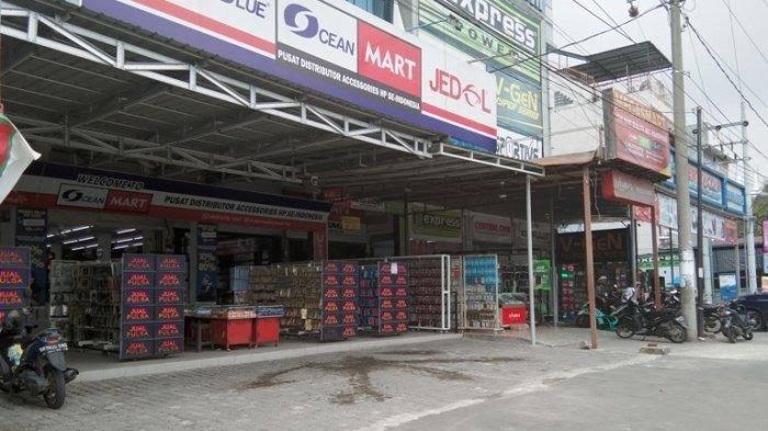 Lokasi Toko Sparepart dan Aksesori Hp Paling Lengkap di Kota Medan