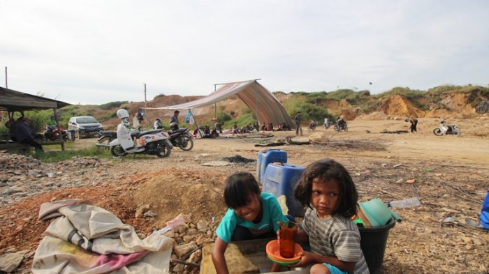 Pemkab Humbahas Berkesan Tak Punya Taring, Lahan Warga Jadi Sasaran Para Penambang Nakal