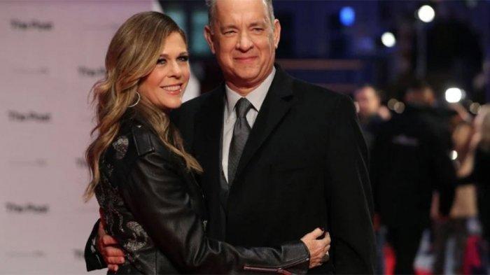Tom Hanks dan Rita Wilson Sembuh dari Corona seusai Jalani Karantina, Ini Kisah Lengkapnya