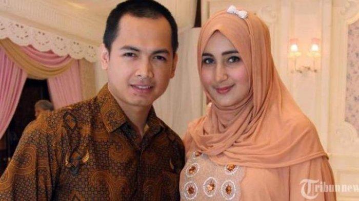 Tommy Kurniawan dan isteri, Fatimah Tania Nadira. (Warta Kota/nur ichsan)
