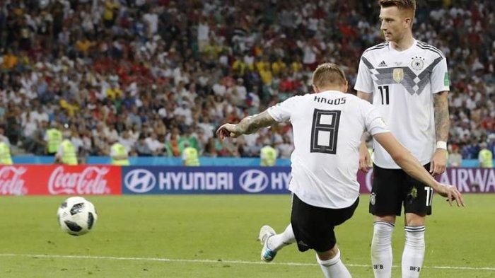 Sisa Waktu 2 Menit, Jerman Menang 2-1 Atas Swedia, Pelatih Ungkap Rahasia Kemenangan Dramatis