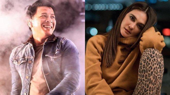 Tonton Video Ariel Noah Disuapi Vlogger Rupawan, Luna Maya Spontan Sebut Nama Pacar Mantan Kekasih