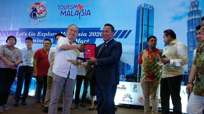 Tourism Malaysia Targetkan 30 Juta Wisatawan Mancanegara