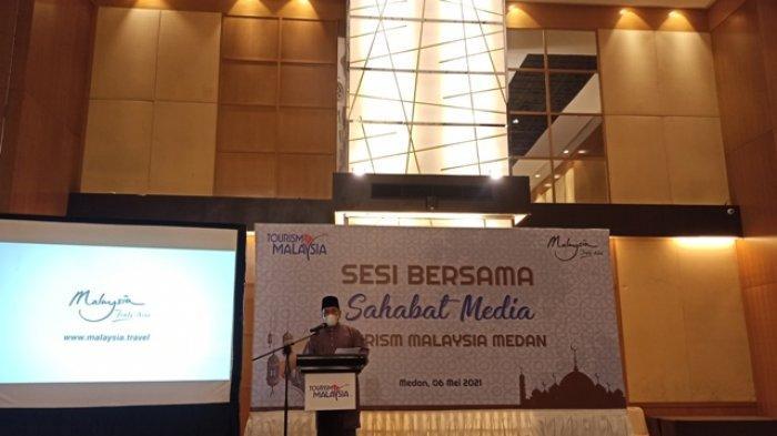 Optimistis Pariwisata Bangkit Tahun Depan, Tourism Malaysia Medan Gelar Sesi Bersama Media
