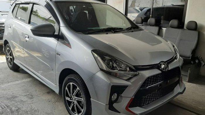 Segera Diluncurkan di Indonesia, Begini Tampang Baru Agya Facelift