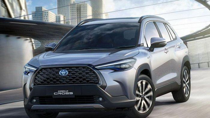 Toyota Corolla Cross Diluncurkan Besok, Dibanderol Rp 400 Jutaan