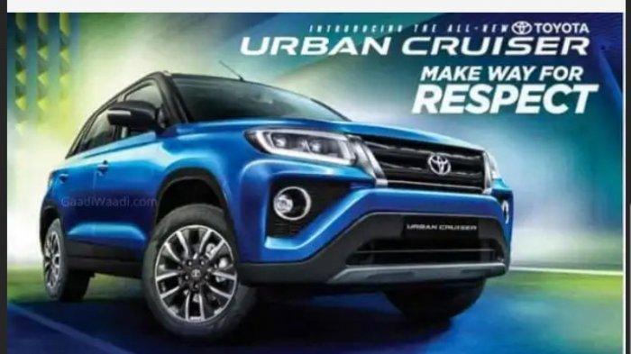 Keringanan Pajak 0 Persen untuk Mobil Baru? Toyota Urban Cruiser Resmi Meluncur, Harga Rp 170 Jutaan