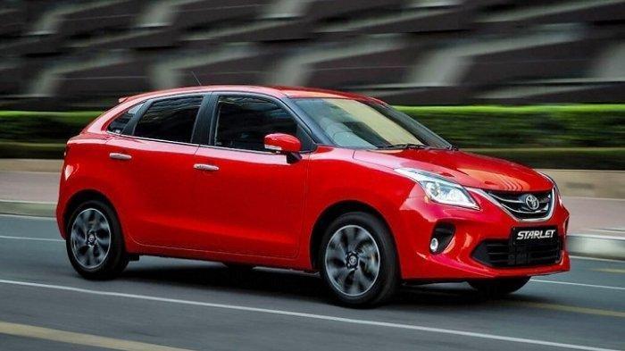 20 Tahun Mati Suri, Toyota Starlet Dihidupkan Lagi
