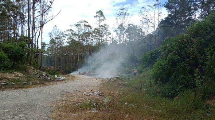 TPA Sampah di Hutan Samosir Ancam Sumber Air Bersih