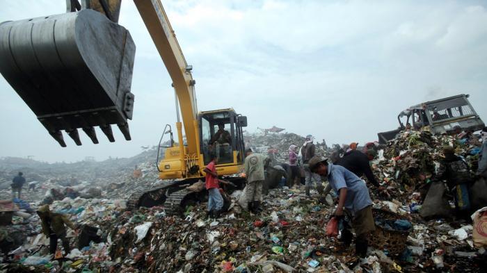 Kota Medan Hasilkan 2000 Ton Sampah Perhari, Ini Cara Pemerintah Perpanjang Fungsi TPA